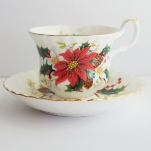 Royal Albert Bone China England Tea Cup and Saucer